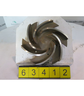 IMPELLER- GOULDS 3196 MT - 3 X 4 - 13 - USED