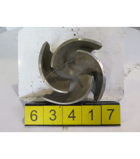 IMPELLER - GOULDS 3196 MT - 3 X 4 - 8 - USED
