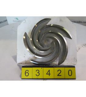 IMPELLER - GOULDS 3196 MTX - 1 X 2 - 10 - STORE SURPLUS