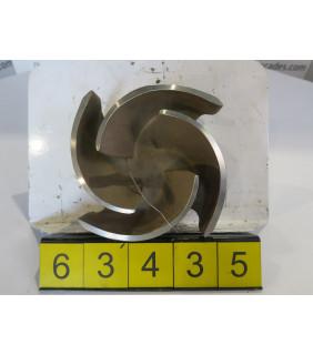 IMPELLER - GOULDS 3196 MT - 3 X 4 - 8 - STORE SURPLUS