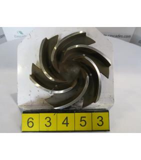 IMPELLER - GOULDS 3196 LTX - 3 X 4 - 13 - STORE SURPLUS