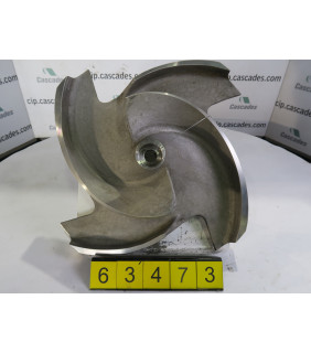 IMPELLER - GOULDS 3175 M - 6 X 8 - 22 - STORE SURPLUS
