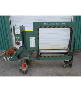 STRAPPING MACHINE - SIGNODE SP-710 - 40 1/2 X 32 1/2
