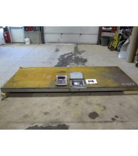 FLOOR SCALE - BIM - MS10420 - USED
