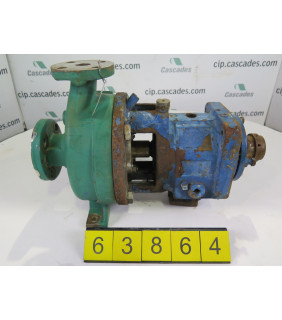 PUMP - GOULDS 3196 S - 1X1.5-6 - USED