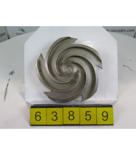IMPELLER - GOULDS 3196 M - 1 X 2 - 10 - USED