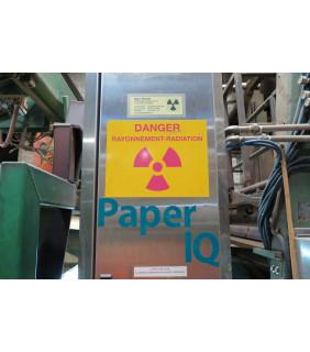 SCANNER - METSO  - PAPER IQ - SHEET THREADER