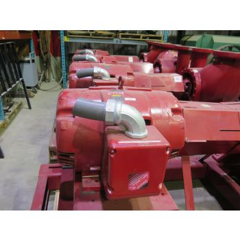 MOTOR - AC - BALDOR-RELIANCE - 150HP - 1800 RPM - 460 VOLTS