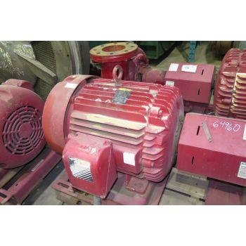 MOTOR - AC - BALDOR-RELIANCE - 60HP - 1800 RPM - 230/460 V