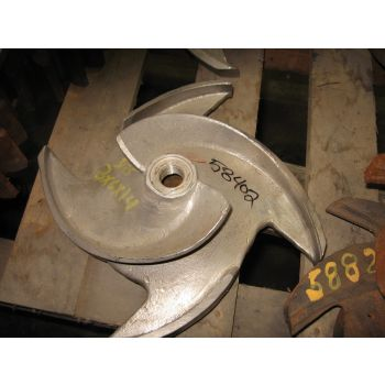 IMPELLER - GOULDS 3175 ST - 3 x 6 - 14 - Item 101 - Parts #: 257-95-1203