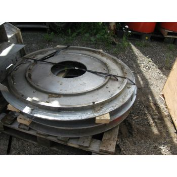 ORIFICE PLATE - COMBISORTER - VOITH - SIZE 12