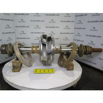 ROTATING ASSEMBLY - CANADA PUMP - 16 SL - FOR SALE - 18 x 16
