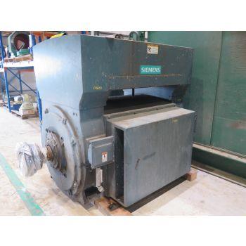 MOTOR - AC - SIEMENS - 900 HP - 600 RPM - 2300 VOLTS