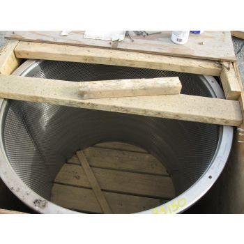 "1/4"" HOLE BASKET HY-TEC KNOTTER MODEL: 1000 - BLACK CLAWSON - BASKET X35380-1 4006054-001, 1/4"""