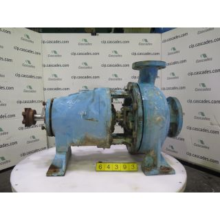 PUMP - GOULDS 3175 S - 4 X 6 - 14
