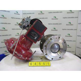 V-BALL VALVE - MASONEILAN 33-36425 - 8""
