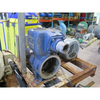 "STAINLESS STEEL PUMP - GORMAN RUPP 12B22-8 - 2"" - FOR SALE"