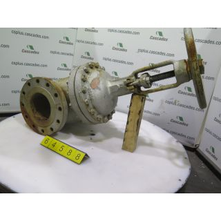 GATE VALVE MANUAL - CRANE - 33-XR - 6""