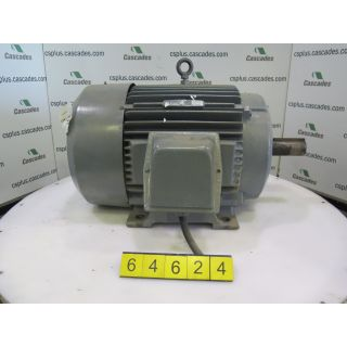 MOTOR - AC - RELIANCE - 40 HP - 1800 RPM - 230/460 V