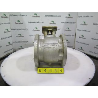 BALL VALVE - JAMESBURY - 8""