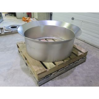 TOP SECTION BASKET - PRESSURE SCREEN - VOITH 30