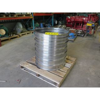 STORE SURPLUS - BASKET - PRESSURE SCREEN - HYMAC HUNTER 3232 - FOR SALE