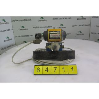 3 WAY BALL VALVE - KAJAANI - TYPE: 37DG