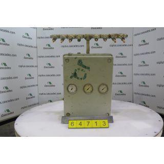 MANIFOLD CONTROL PANEL - INTERTEC - 37DF