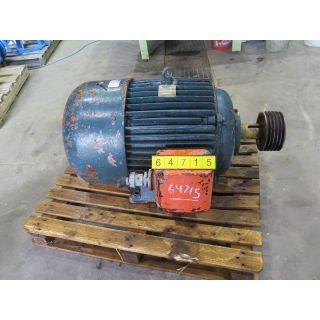 MOTOR - AC - RELIANCE - 200 HP - 1200 RPM - 575 VOLTS