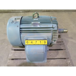 MOTOR - AC - WESTINGHOUSE - 100HP - 1800 RPM - 575 VOLTS - INVERTER DUTY