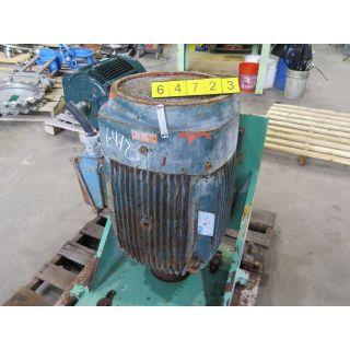 MOTOR - AC - WEG - 40 HP - 1200 RPM - 575 VOLTS