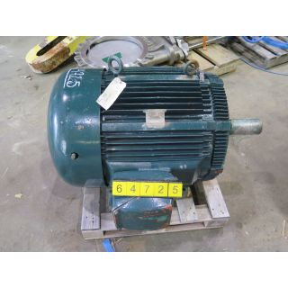 MOTOR - AC - WESTINGHOUSE - 125 HP - 1800 RPM - 575 VOLTS