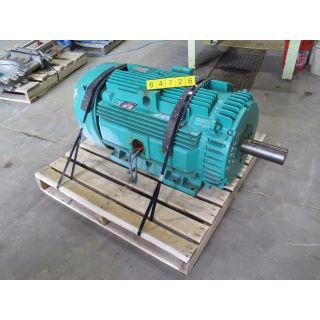 MOTOR - AC - G.E. - 200 HP - 1200 RPM - 575 VOLTS