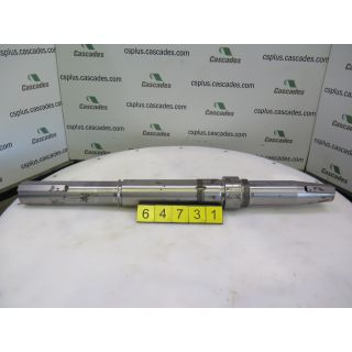 SHAFT - PRESSURE SCREEN - KADANT BLACK CLAWSON - ULTRA-V 300