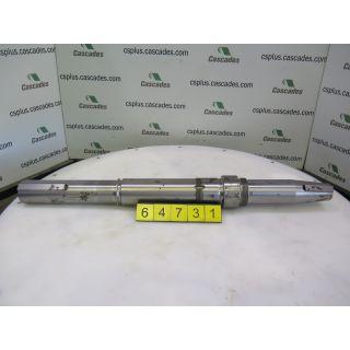 SHAFT - PRESSURE SCREEN - KADANT BLACK CLAWSON - ULTRA-V 300
