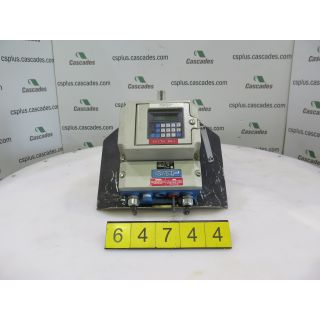 USED - MAGNETIC FLOW TRANSMITTER SIGNAL CONVERTER - FISCHER PORTER - 50SM13
