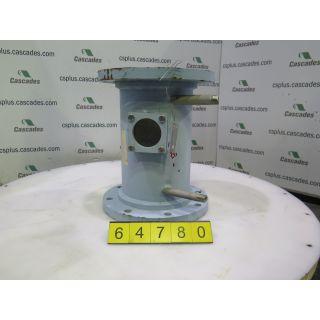 "HDC - JUNK TRAP - BLACK CLAWSON - 17"""