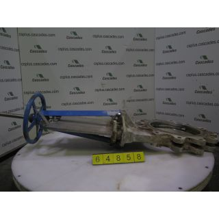 "KGV - MANUAL - M/M - ROVALVE - 12"" - USED"