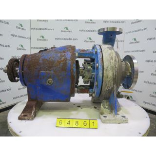 PUMP - GOULDS 3175 S - 3 X 6 - 12
