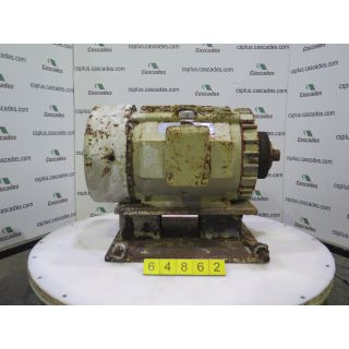 MOTOR - AC - G.E. - 15HP - 1200 RPM - 460 VOLTS