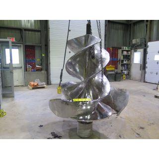 csplus.cascades.com - sku: 64889 - PULPER HELICO ROTOR - FIBERPREP - 15 CU M - 1600 MM