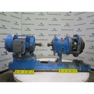 PUMP - GOULDS 3796 - 4 X 4 - 10