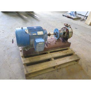 csplus.cascades.com - sku: 64894 - MOTOR - AC - SEIMENS - 30 HP - 3600 RPM - 460 VOLTS