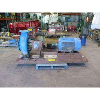 Pre-Owned - PUMP - GOULDS 3180 L - 8 X 10 - 16 - FOR SALE