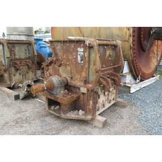 SHREDDER - HAMMER MILL - JEFFREY DRESSER - TYPE: B - SIZE: 36 X 36