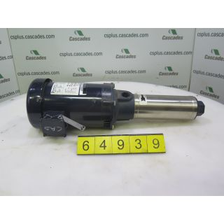 "CENTRIFUGAL MULTI-STAGE PUMP  - GRAYMILLS - 1"" NPT"