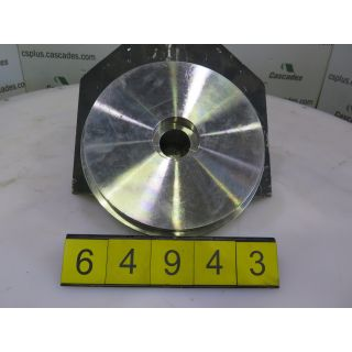 """BACK PLATE - PEERLESS -  3196 MT - 10"""""""