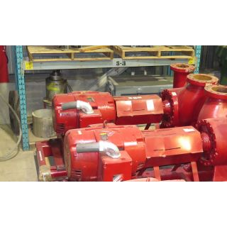 WATER PUMP - BELL & GOSSETT - VSC - 8X10-17.5