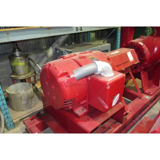 MOTOR - AC - BALDOR-RELIANCE - 150HP - 1800 RPM - 460 VOLTS