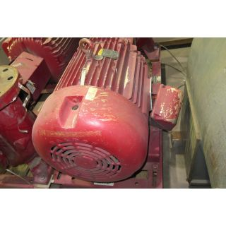 MOTOR - AC - BALDOR-RELIANCE - 60HP - 1800 RPM - 230/460 V